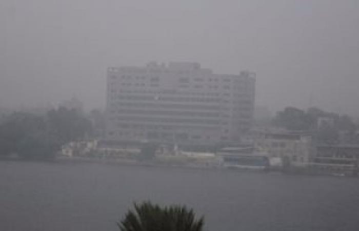 الأرصاد: موجة الطقس السيئ تبلغ ذروتها اليوم وأمطار تصل لحد السيول