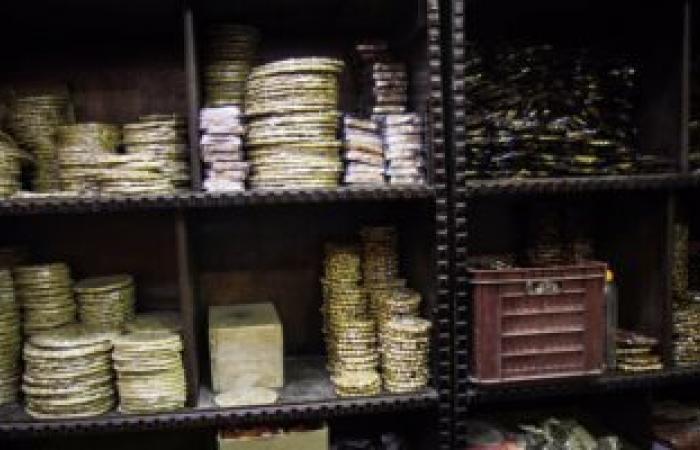 ضبط 275 علبة حلاوة مولد النبى مجهولة المصدر قبل بيعها بالمنوفية