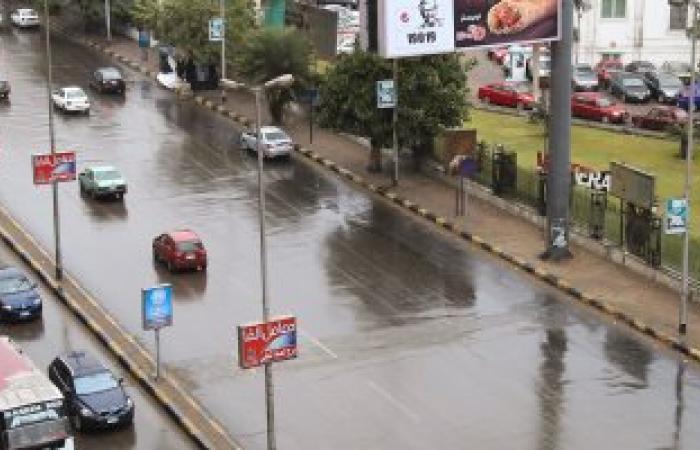 بالصور.. الأرصاد: استمرار الأمطار الغزيرة حتى الغد وتحسن الطقس بدءا من السبت
