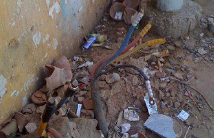 انقطاع الكهرباء لليوم الثالث على التوالى عن مركزى الشيخ زويد ورفح