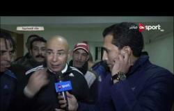 ستاد مصر: تصريحات حسام حسن المدير الفنى لفريق المصرى عقب مباراته مع إيفيانى النيجيرى