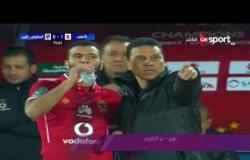 ملاعب ONsport: هدف المقاولون .. هدية القدر لمتعب لمتعب مع الشمعة 34