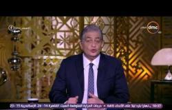 """مساء dmc - الاعلامي أسامة كمال يعرض """" تسجيل نادر لعبد الحليم حافظ يغني فيه للمسيح والقدس """""""
