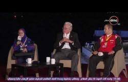 مساء dmc - حسين فهمي : الرئيس أبهرني بتخصيص العام المقبل لذوي القدرات الخاصة