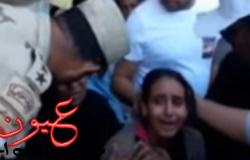 بالفيديو || بكاء طفلة يمنع ضابط بالجيش المصري من إزالة منزل أسرتها ويتعاطف معها في مشهد إنساني رائع