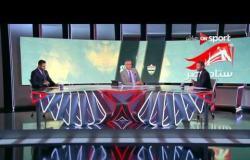 ستاد مصر: ملخص الشوط الاول من مباراة الإنتاج الحربي والمصري