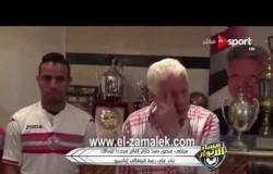 مساء الأنوار: مرتضى منصور يعيد حازم إمام مجدداً للزمالك بناء على رغبة البرتغالي إيناسيو