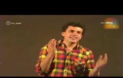 """مساء dmc - أسامة كمال يعرض فيديو رائع قديم للفنان الكبير الهضبة """" عمرو دياب """" في بداياته"""