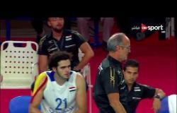 تحليل أداء المنتخب المصري أمام المكسيك فى بطولة كأس العالم للكرة الطائرة تحت 23 عام