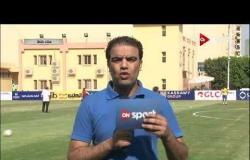 ستاد مصر: الأجواء من داخل ستاد طنطا قبل مباراة فريقي طنطا و وادي دجلة