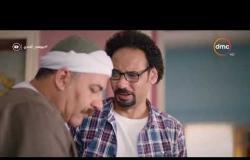 """بيومي فؤاد - ذات مومنت لما يكون أبوك جزار وانت """" نباتي """" .. """" ههريك طرب """" ....إسكتش كوميدي"""