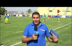 ستاد مصر - كواليس لقاء الأسيوطي والإسماعيلي من داخل ملعب المباراة