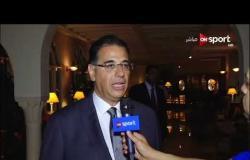 ملاعب ONSPORT - لقاء خاص مع نبيل الحبشي سفير مصر في تونس عقب فوز الأهلي على الترجي