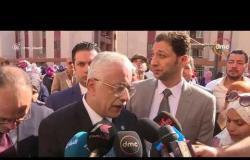 """مساء dmc - """" وزير التربية والتعليم يزور مدرسة """" تحيا مصر """" بحي الاسمرات لتفقد أحوال المدرسة"""""""