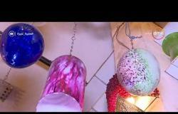 السفيرة عزيزة - شاب مصري.. يبدع في فن تشكيل الزجاج يدوياً