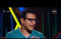 """تعشبشاي - أكرم حسني بيغيظ الجمهور عشان أكل """" الكبده """" والجمهور لا"""