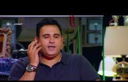 تعشبشاي - أكرم حسني يتحدث عن علاقته بـ أحمد فهمى وبيحكى مشهد كوميدى بينهما