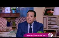 السفيرة عزيزة - د/ عبد الهادي مصباح - يوضح مدى أهمية تطعيم ضد الإنفلونزا