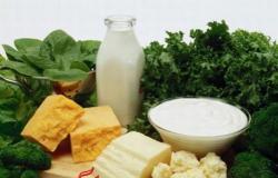 الأطعمة التي تمد طفلك بالكالسيوم بدلا من الحليب