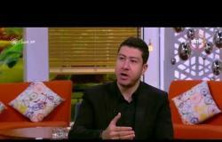 8 الصبح - تعليق وسيم أحمد محلل الكرة العالمية عن محمد صلاح ورأي مايكل أوين في النجم المصري
