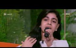 """8 الصبح - لقاء غنائي رائع مع مواهب فريق """" فن وصاية """" والموهبة الصغيرة رحمة مصطفى"""