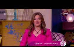 """السفيرة عزيزة - المطرب نور دياب """" حلمي أني اجي مصر وأقابل عمرو دياب """""""