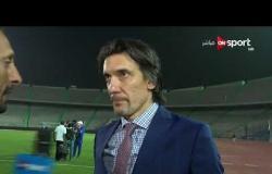 ستاد مصر - تصريحات نيبوشا مدرب الزمالك عقب الفوز على النصر بالجولة التاسعة من الدوري