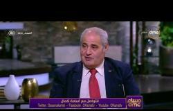 مساء dmc - د.نبيل فاروق | سبوبة دور النشر أدت إلى تدهور مستوى الكتابة في مصر |