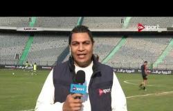 ستاد مصر - أجواء وكواليس ما قبل مباراة مصر للمقاصة والنصر