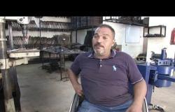 مصنع مصري متخصص لمتحدي الإعاقة  .. إعرف قصتهم