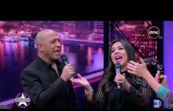 """عيش الليلة - شوف موهبة """"إيمي سمير غانم"""" في الغناء .. أغنية أنا أهو لـ حسن الأسمر مع أشرف عبد الباقي"""