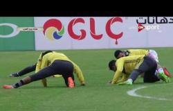 ستاد مصر - كواليس وأجواء ما قبل مباراة النصر والمصرى .. وأخر استعدادات الفريقين