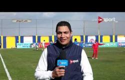 ستاد مصر - أجواء وكواليس ما قبل مباراة الأسيوطى والرجاء .. وأخر استعدادات الفريقين