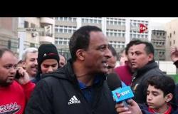 لقاء خاص مع سيف الدين الجزيري لاعب طنطا وأسامة عرابي المدير الفني للفريق عقب الفوز على سموحة