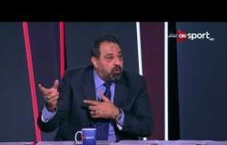 ستاد مصر - ك. مجدي عبد الغني يقدم نصيحة للتوأم حسام وابراهيم حسن