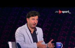 ملاعب ONsport - تعليق ك/ هانى العقبى على تبديل حارس مرمى المصرية للاتصالات بمهاجم وإحرازه هدف