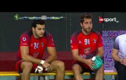 الشوط الثاني من مباراة كرة اليد بين منتخب مصر ومنتخب الكونغو في بطولة أمم إفريقيا