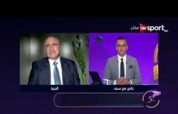 خاص مع سيف - لقاء خاص مع سمير حلبيه رئيس النادى المصرى وحديث عن أبرز الأزمات الرياضية