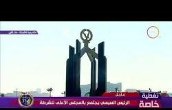 """تغطية خاصة -  مذبحة الإسماعيلية وجهود الشرطة المصرية في مواجهة الإحتلال """" عيد الشرطة الـ 66 """""""