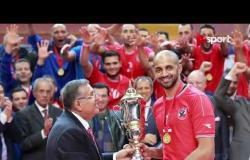 انتظرونا غداً .. مباراة طلائع الجيش والأهلي - ضمن الدوري المصري للكرة الطائرة على #ONSPORT