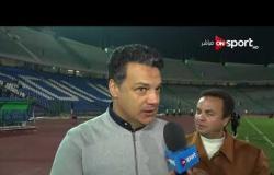 ملاعب ONsport - جلال يطالب لاعبى الزمالك بطى صفحة مباراة دجلة