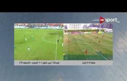 ستاد مصر - أهداف مباراة العودة بين جرين بافلوز والمصرى فى بطولة الكونفدرالية