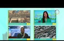 8 الصبح - رصد الحالة المرورية بشوارع العاصمة من داخل افدارة المركزية للمرور