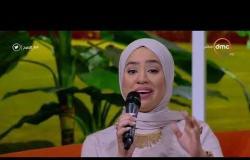 """8 الصبح - لقاء غنائي رائع مع مطربة الأوبرا بسمة عبد القادر ومزيج """" العود والقانون """" المميز"""