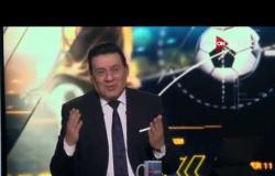 مساء الأنوار - مصطفى عفروتو لاعب نادي صحم العماني يتابع مساء الأنوار
