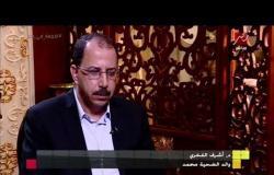 سقوط ونش على شاب ينهي حياته ..حادث مؤسف في #الجمعة_في_مصر