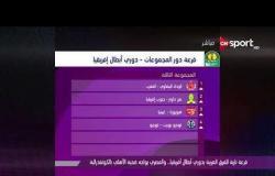 ملاعب ONsport - قرعة نارية للفرق العربية بدورى أبطال إفريقيا .. والمصرى يواجه ضحية الأهلى