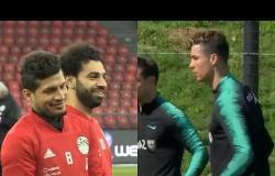 الأخبار - مواجهة ودية قوية الليلة بين منتخبي مصر والبرتغال استعدادا لمونديال روسيا 2018