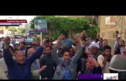 الأخبار - العشرات في الإسكندرية يتظاهرون تنديدا بالإرهاب ودعما للقوات المسلحة