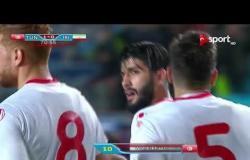 الهدف الأول والوحيد لمنتخب تونس في اللقاء الودي مع منتخب إيران